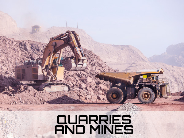Quarries & Mines