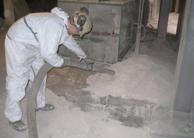 Tata Steel: Steelworks Cleaning