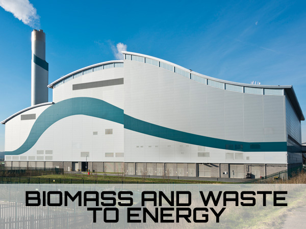Biomass & Waste to Energy