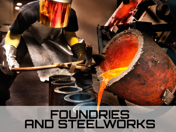 Foundries & Steelworks